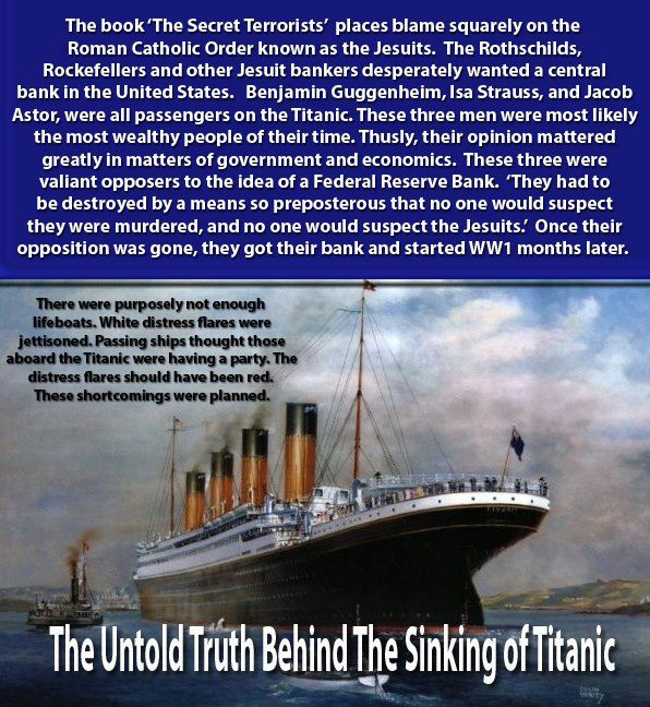 an analysis of retrospect which was blamed for the sinking of the titanic