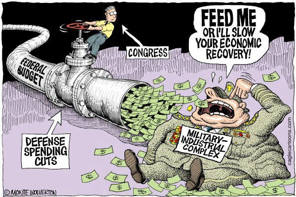 Image result for nato defense spending cartoon