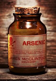 Image result for arsenic