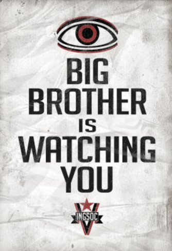 Leitfaden zur Anonymität im Internet Big-brother-is-watching-you-1984-ingsoc-political-poster