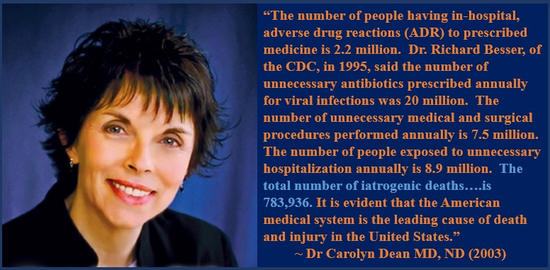 Image result for carolyn dean md