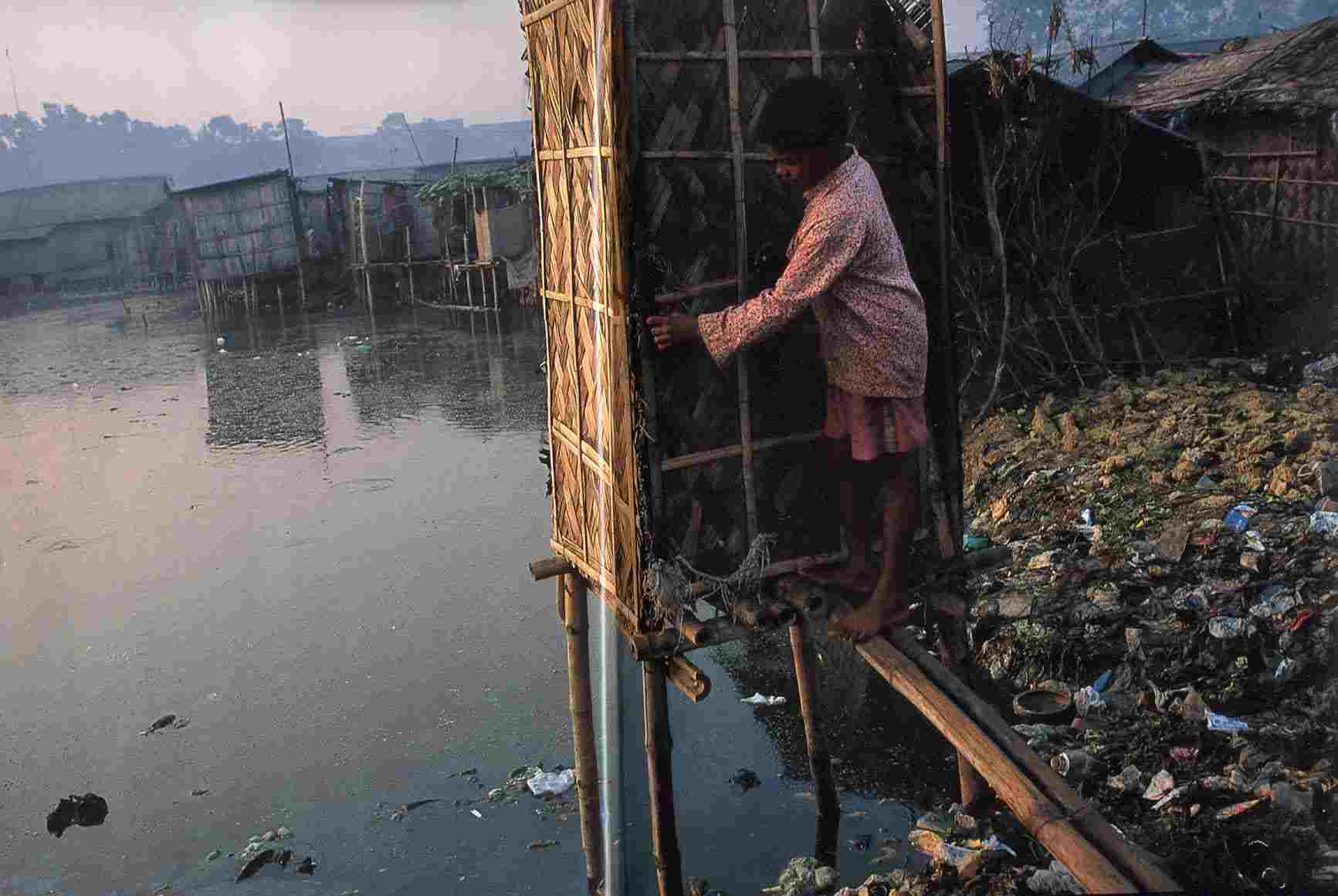 water and sanitation problem India's water crisis: causes and cures  diseases in india are related to unsafe water without change, the problem may get worse as india is projected to grow.