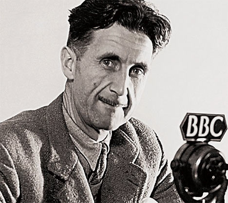 george orwell essays on propaganda