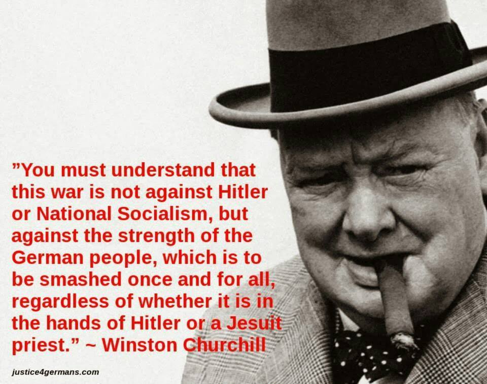 Winston Churchill Drunk Quote
