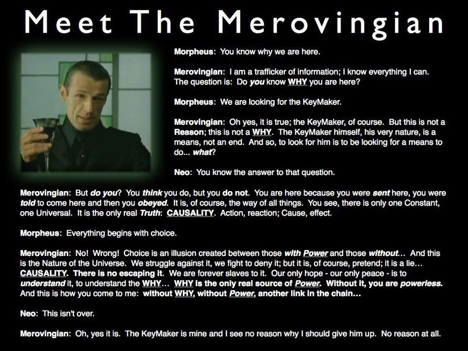 Matrix Movie