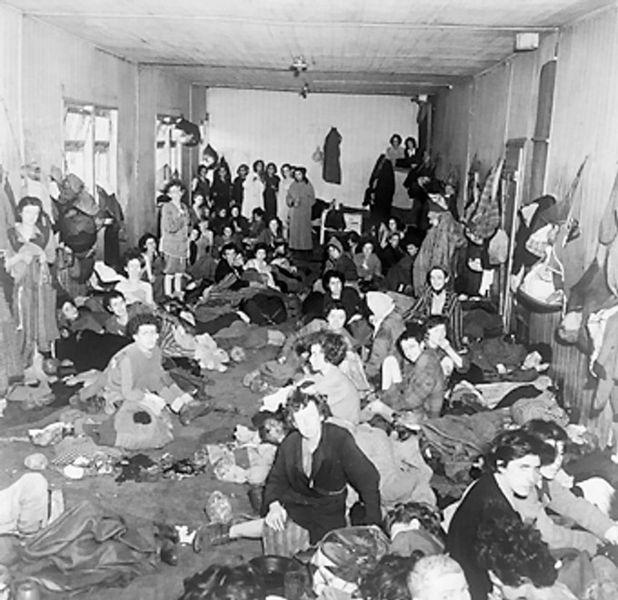 centralisation la v233rit233 sur les camps de concentration