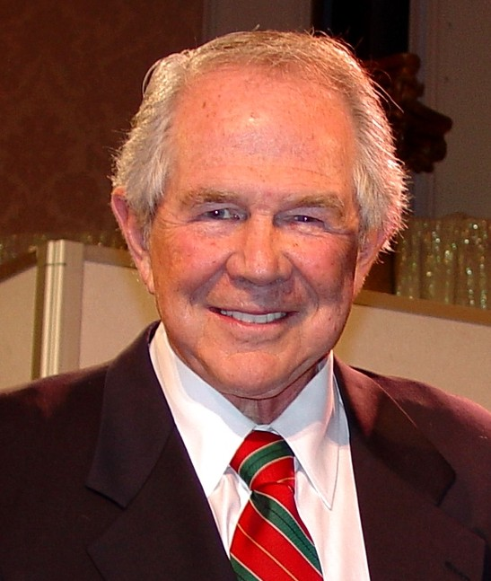 PAT ROBERTSON: God told me of mass killing in 2007