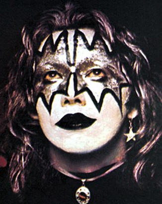 Ace Frehley double in 1979