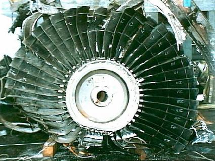 On July 17, 1996 at 8:31PM (EDT) TWA flight 800, a Boeing 747-100
