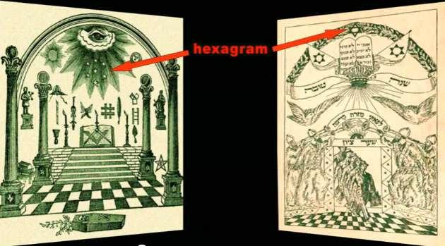 L'œil qui voit tout; tous les symboles des Illuminatis dans les médias Hexstardavid776yt