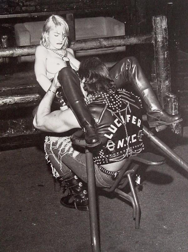 Madonna and bdsm