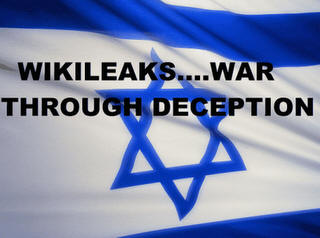 Wikileaks is an Israeli-American intelligence operation.