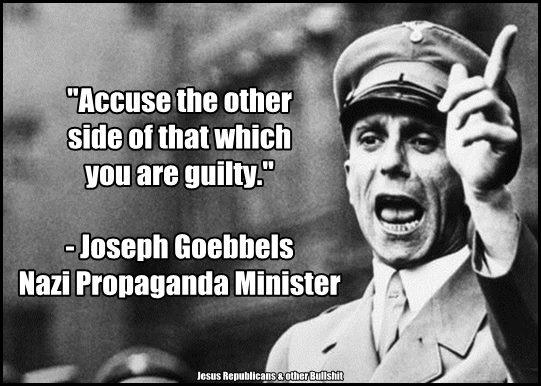 Image result for josef goebbels quotes