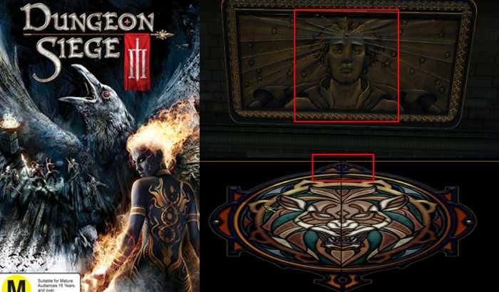 L'œil qui voit tout; tous les symboles des Illuminatis dans les médias Dungeonsiege54z5