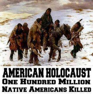"genocide the extermination of native americans Oneworldundergod click genocide or the deliberate extermination of one ethnic "" at the basis of most american native beliefs is the supernatural was."