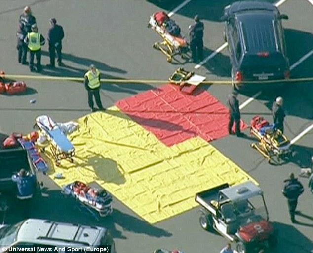Sandy Hook Crime Scene Bodies