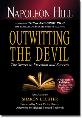 Outwitting The Devil Quotes Entrancing 1938 Outwitting The Devilnapoleon Hill